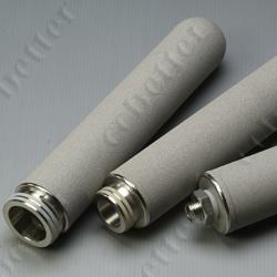 Titanium Metal Powder Filter Cartridge Tic Cobetter