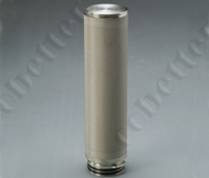 Cylidrical Stainless Steel Wire Cloth Sintered Filter