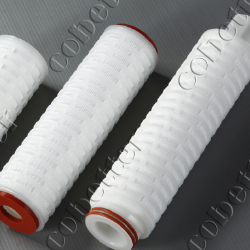 Hydrophobic Ptfe Membrane Filter Cartridge For Gas Gpf